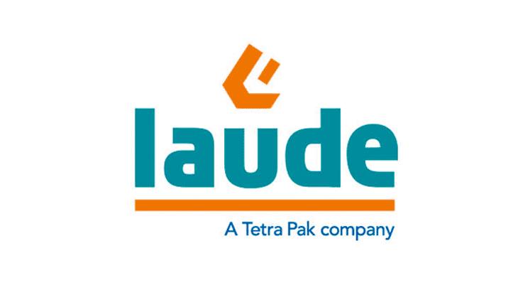 Laude logo, cheese equipment
