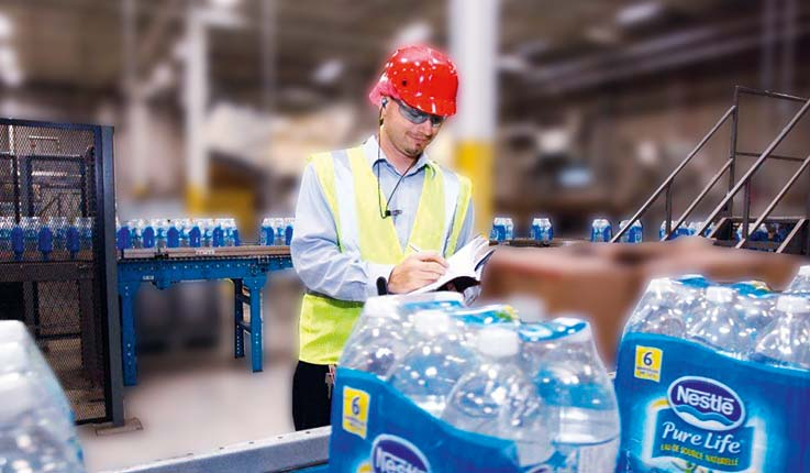 Nestlé Waters, Greenwood Plant in the US
