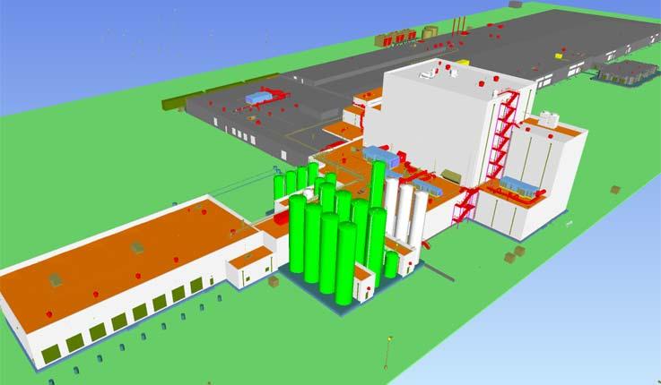 Select milk plant, Texas
