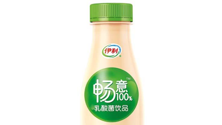 PET bottles for yoghurt drinks