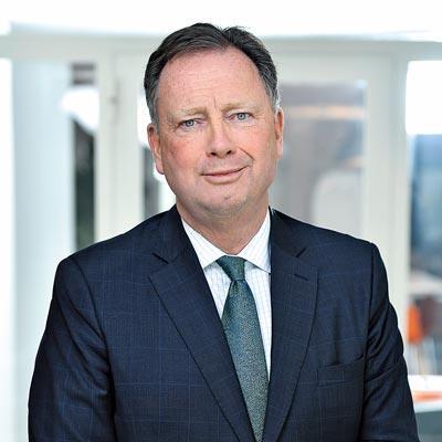 Finn Rausing, non-executive director