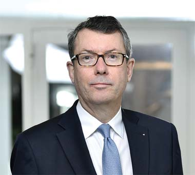 Lars Renström, Chairman of the Board of the Tetra Laval Group