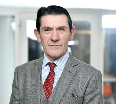 Paul Conway, non-executive director
