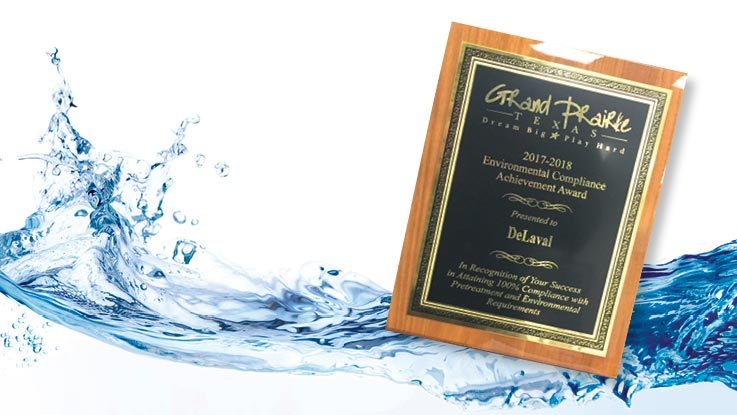 Environmental Compliance Achievement Award