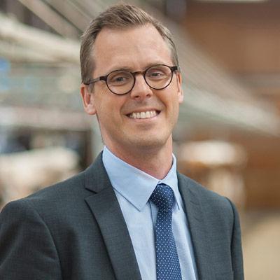 Johan Swahn, Senior Vice President, Legal Affairs