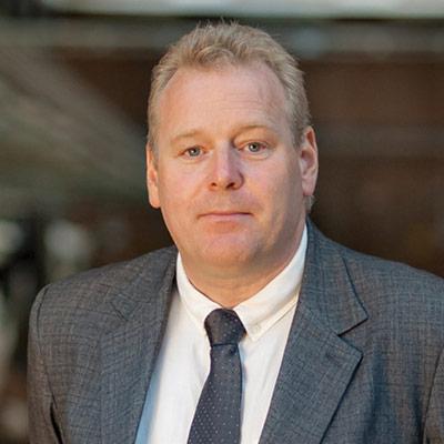 John-Erik Hermanson, Executive Vice President, Supply Chain