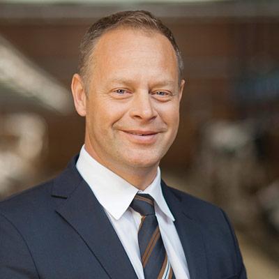 Jonas Hällman, Executive Vice President Cluster EMEA