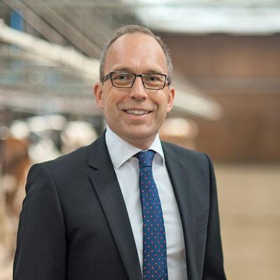 Paul Löfgren, President & CEO of DeLaval