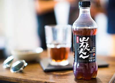 Sparkling drinks, Nongfu Spring