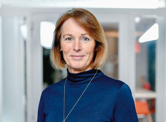 Monica Gimre, President & CEO for Sidel Group