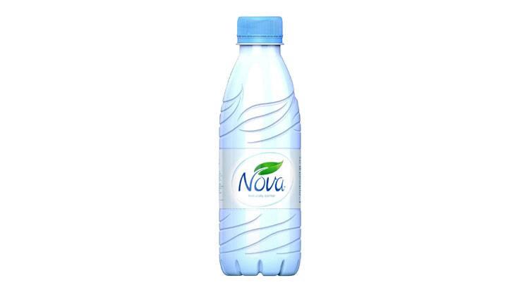 Nova PET bottle.