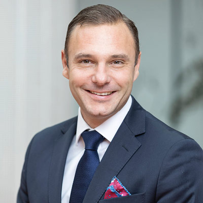 Christer Carling, Executive Vice President of Legal Affairs