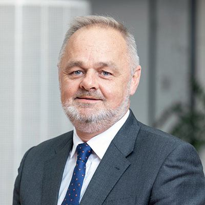 Clive Smith, Customer Management Asia, Oceania & Africa