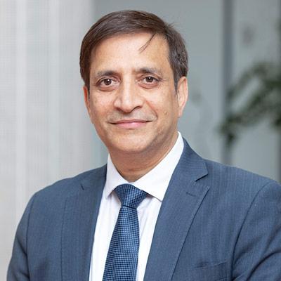 Deepak Kumar, Executive Vice President of Human Resources