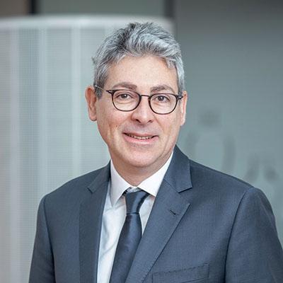 François Lejard, Customer Management Europe & Central Asia