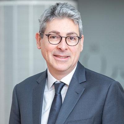 François Lejard, Executive Vice President of Services