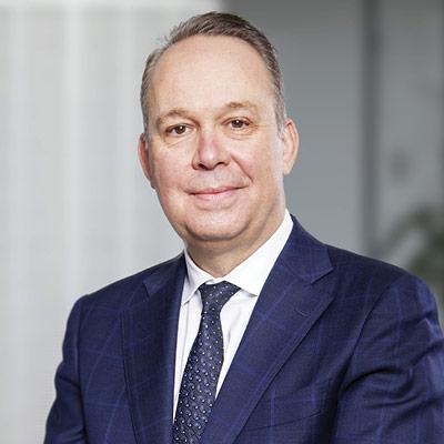 Ko Hoepman, Executive Vice President for Strategy, Sustainability, Communications & Portfolio