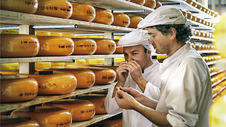 Dutch cheese manufacturer CONO Kaasmakers