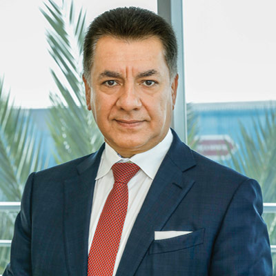 Amar Zahid, Cluster Vice President, Greater Middle East & Africa