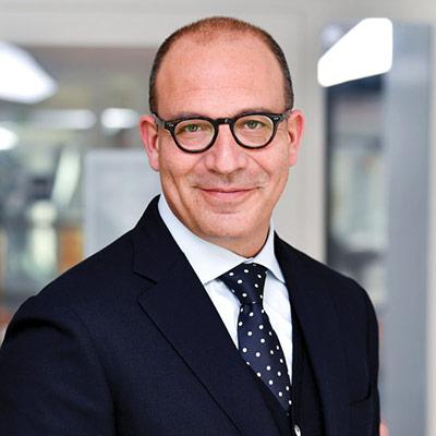 Nicholas Bloch, Senior Vice President, Corporate Communications