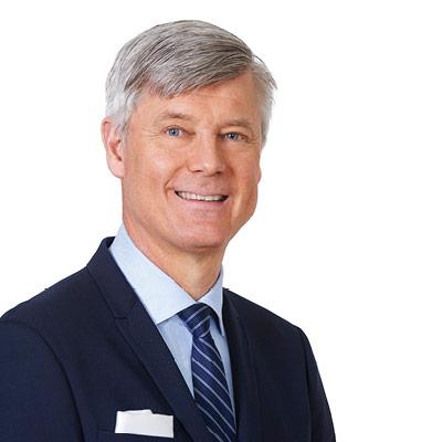 Ola Elmqvist, Executive Vice President