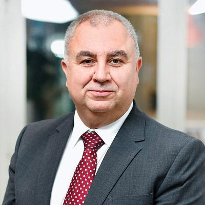 Roberto Franchitti, Executive Vice President, Services & Quality